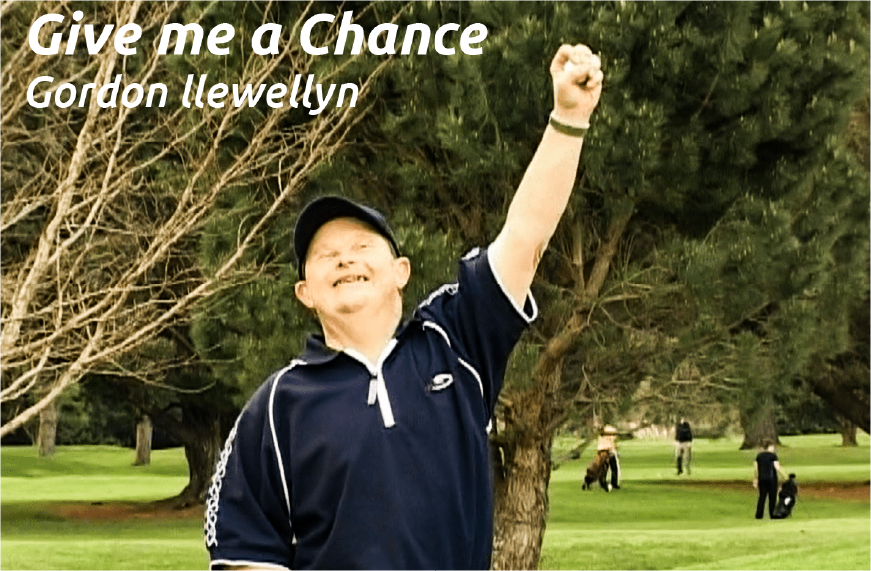 Gordon Llewellyn – Give me the Chance