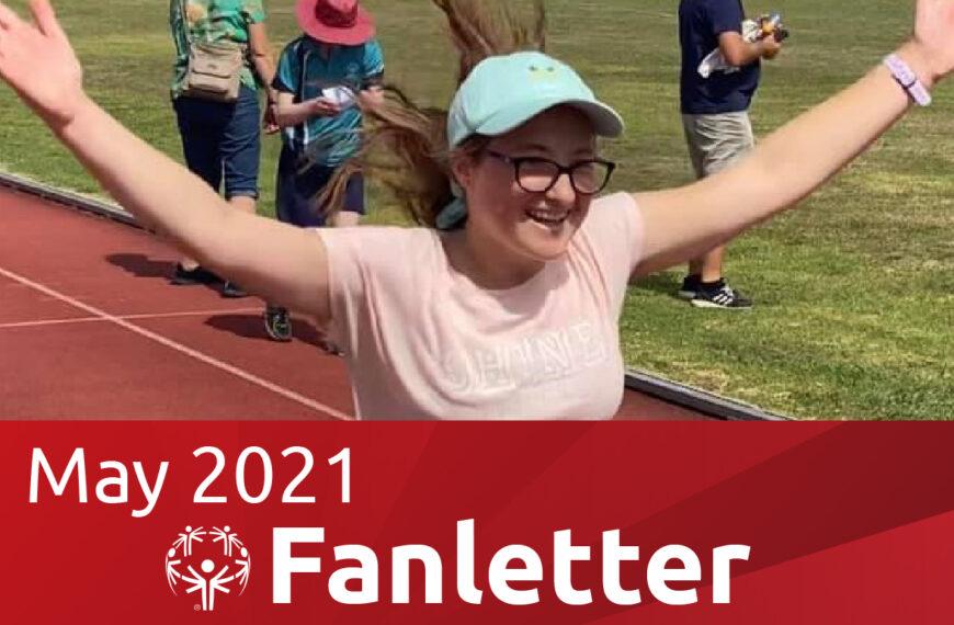 May 2021 Fanletter